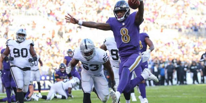Michael Vick's advice to Ravens QB Lamar Jackson: 'Proceed with caution'