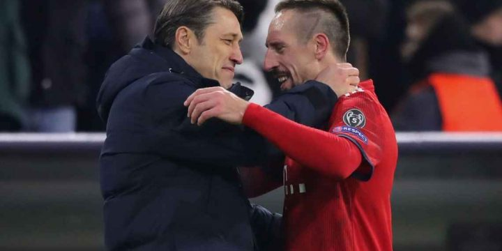 Bayern Munich's Niko Kovac is losing the battle to prove he's the right fit as manager