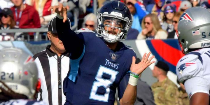 Why saying no is paying off for Marcus Mariota