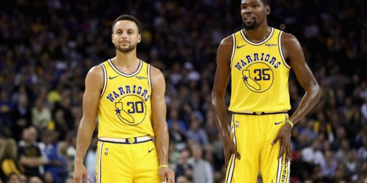 Fantasy hoops points ranks: Is Steph better than KD?