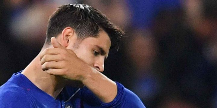 Chelsea's Alvaro Morata seeing psychologist to deal with 'pressure and emotions'