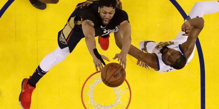Anthony Davis hopeful that DeMarcus Cousins can return to Pelicans via free agency