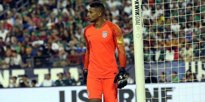 Sources: U.S. goalkeeper Zack Steffen in talks with Manchester City
