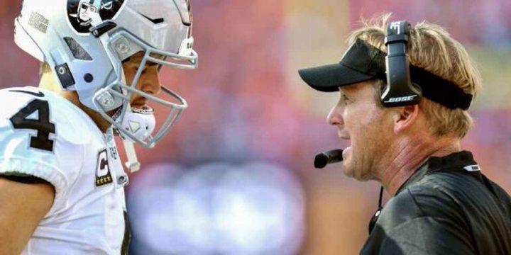 No deadline moves for Raiders, but the deconstruction has already begun