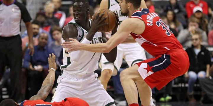 Thon Maker proud to be a Boomer, will play World Cup and Olympics