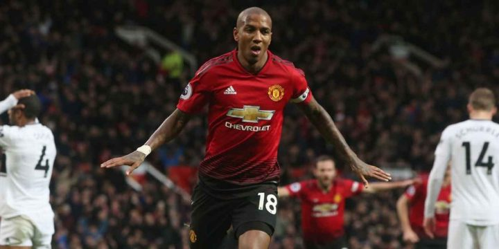 Manchester United will go on the attack against Liverpool at Anfield – Ashley Young