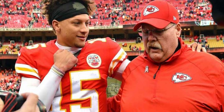 When 'new school' and 'old school' collide: Jon Gruden vs. Andy Reid