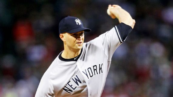 Yankees announce J.A. Happ's return on two-year deal