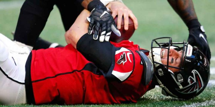 If Falcons fall out of playoff hunt, should they sit Matt Ryan?