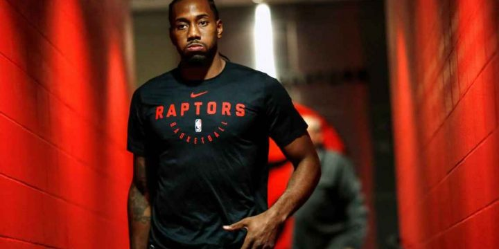 Kawhi will be the next great test of Toronto's place in the NBA