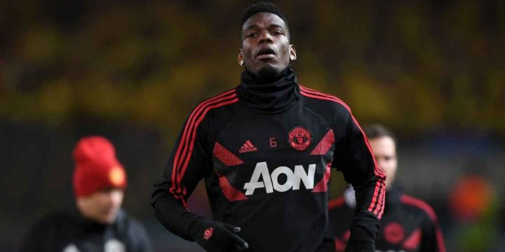 Manchester United will not sell Paul Pogba despite Juventus interest – sources
