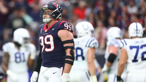 There's much to ponder over the future of Texans' defense