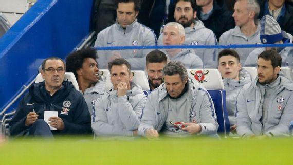 Kepa still Chelsea's first-choice keeper despite Spurs benching – Sarri