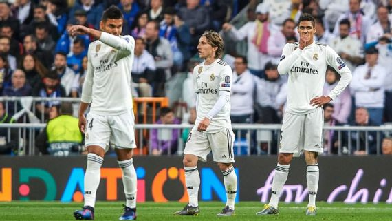 Why Real Madrid suffered their darkest night in Champions League history