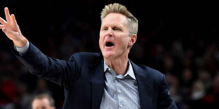 Kerr: Warriors' health comes before No. 1 seed