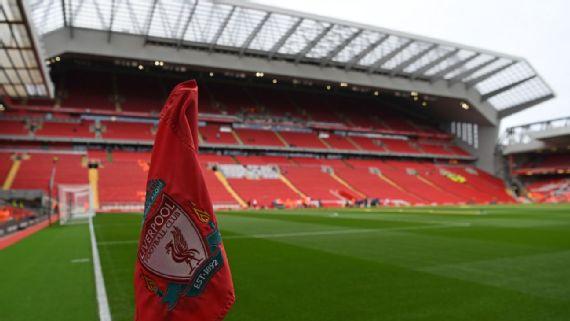Darren Till targets UFC mega-fight at Anfield home of Liverpool FC
