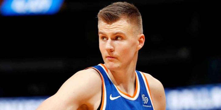 Woman wanted Knicks to 'mediate' with Porzingis
