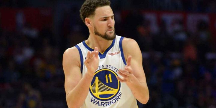 How Klay Thompson got his team ready for Game 4