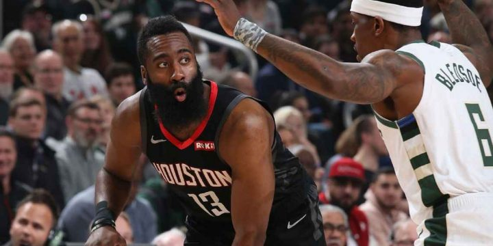 This unorthodox way to guard James Harden is either genius or a fluke