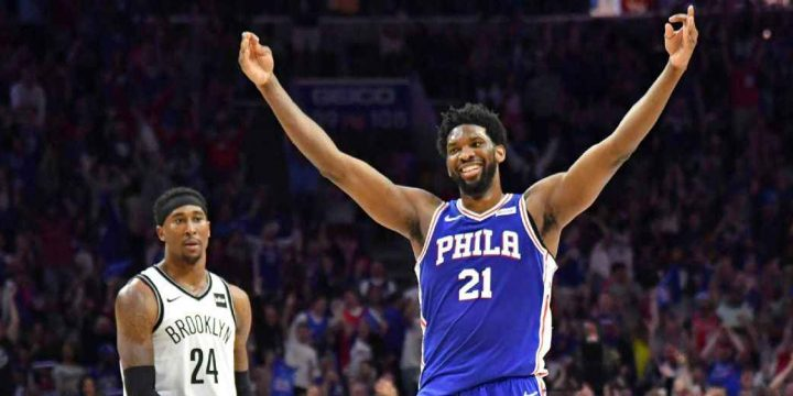 Sixers oust Nets as confidence in playoffs grows