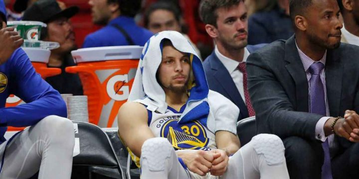 Why the Warriors' chase for greatness has become such a slog