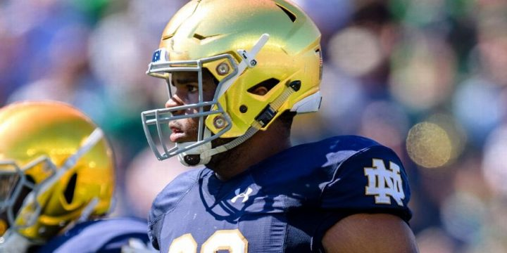 From South Bend to South Africa, Jerry Tillery is ready for what's next