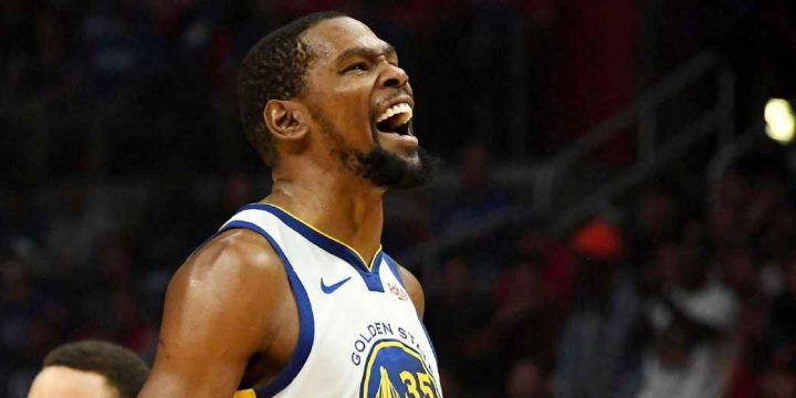 Kerr compares Durant's playoff run to Jordan