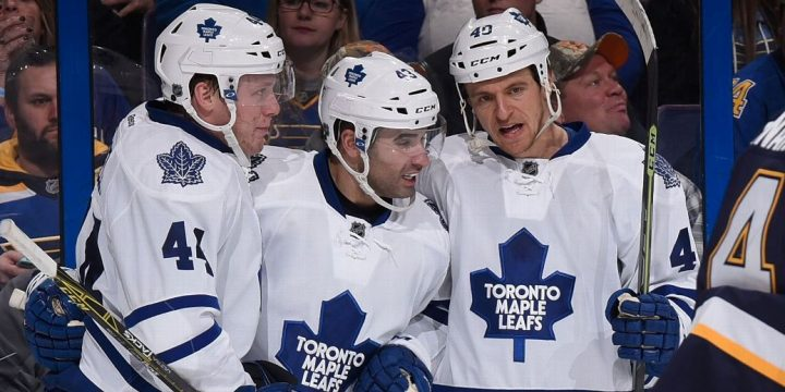 NHL: Leafs' Rielly didn't utter anti-gay slur