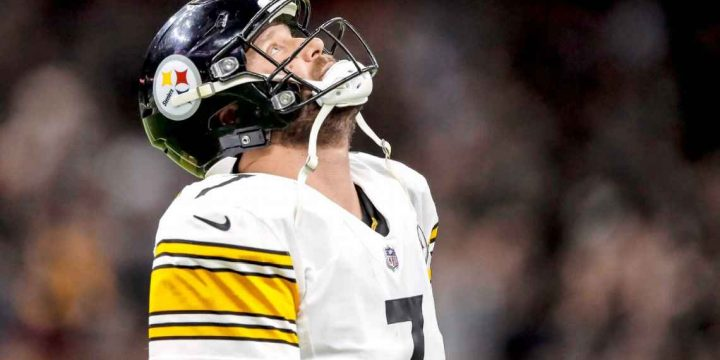 Roethlisberger: 'I lacked in leadership' in 2018