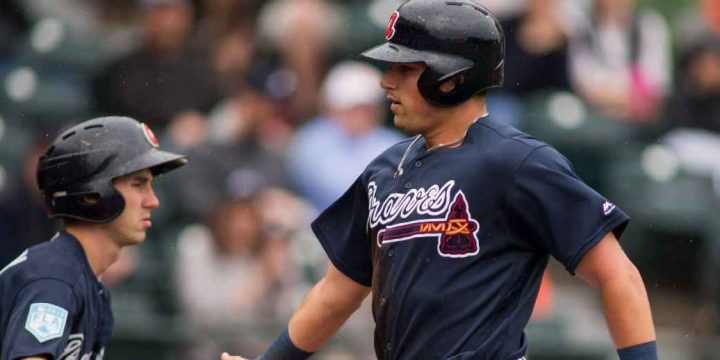 Braves prospect Riley homers in second at-bat
