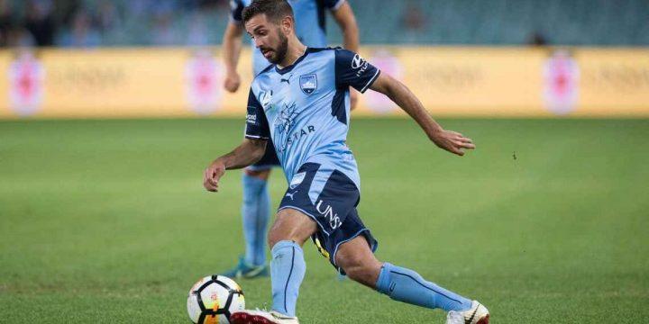 Sydney FC left-back Michael Zullo set to return for ACL clash with Ulsan Hyundai