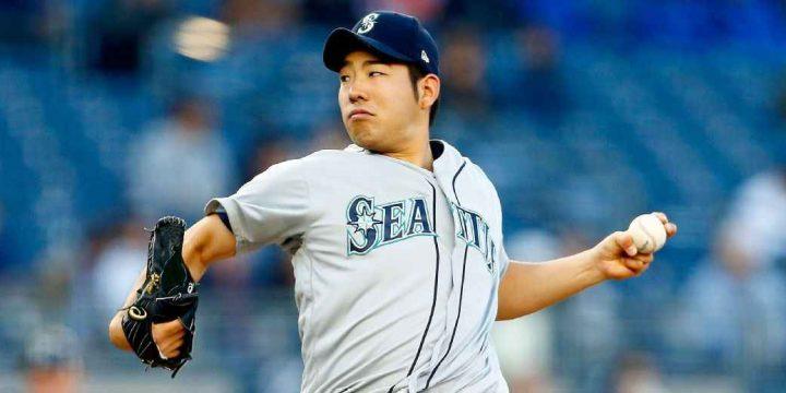 Substance on Kikuchi's hat draws no MLB action