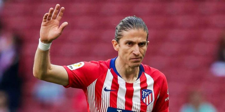 Barcelona looking at Filipe Luis as possible Alba backup – sources