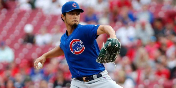 Darvish's slow approach fuels 11-strikeout night