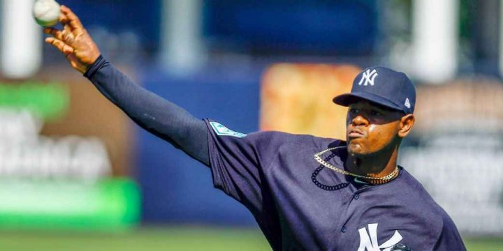 Yanks' Severino likely out until after AS break