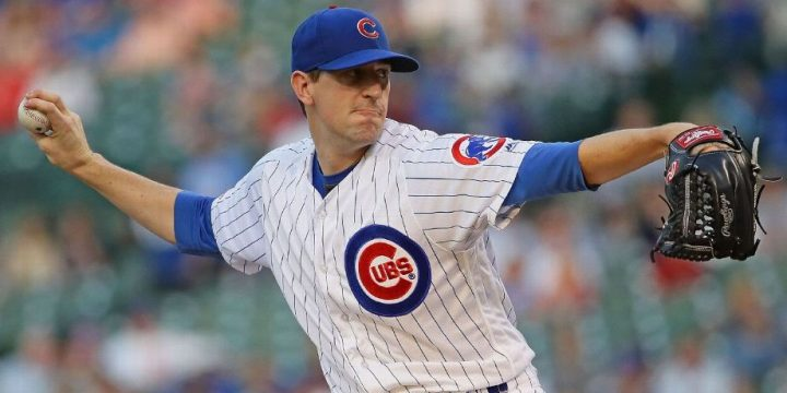 'Your eyes get big': Why Kyle Hendricks is pitching up in the zone