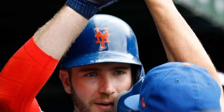 Alonso tops Strawberry's Mets rookie HR mark