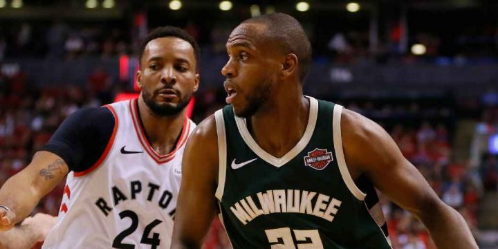Agent: Bucks' Middleton to decline $13M option