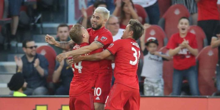 Pozuelo stoppage-time PK lifts Toronto over Atlanta