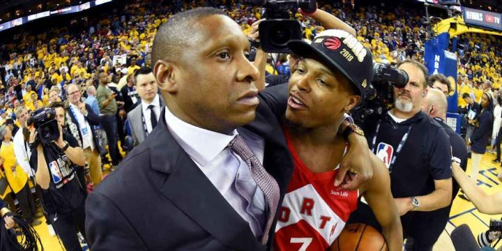 Ujiri incident with deputy under investigation
