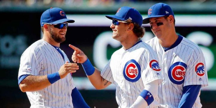 Rested Cubs offense ready to walk, romp its way to more big wins