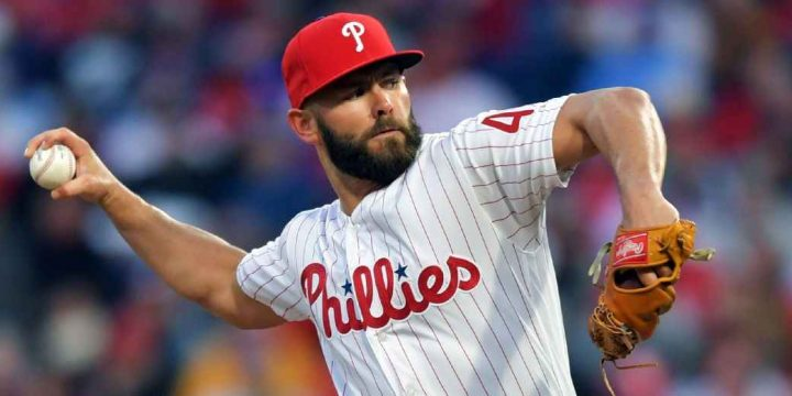 Arrieta dealing with bone spurs in right elbow