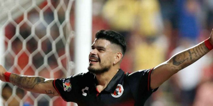 Revolution sign Tijuana star Bou to DP spot