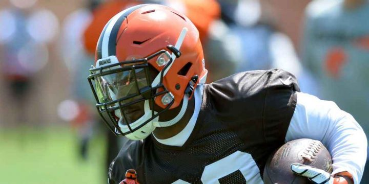 Browns' Duke Johnson hires agent Rosenhaus