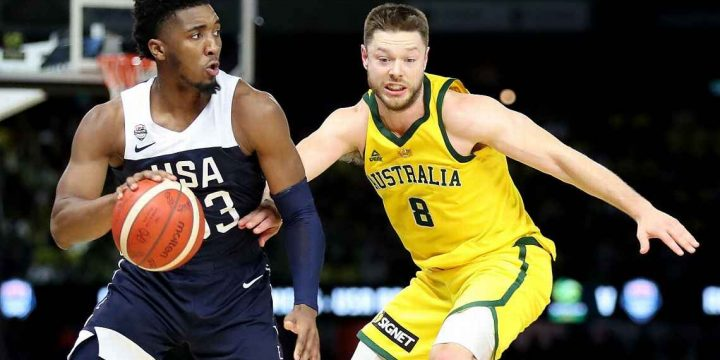 Donovan Mitchell writes off Boomers loss