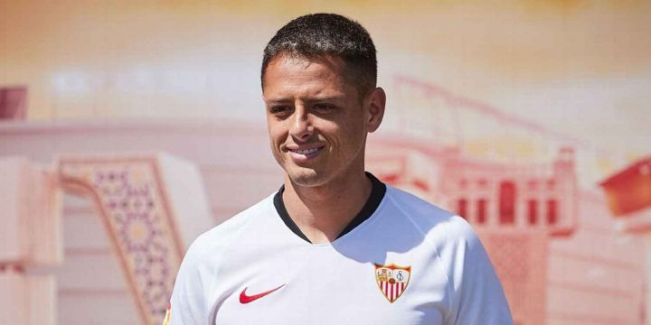 Mexico's Hernandez joins Sevilla from West Ham