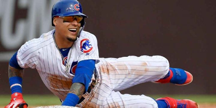Cubs' Baez to get MRI on thumb, remains out