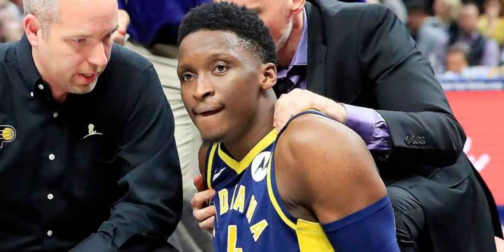 No timetable on Oladipo's return to Pacers