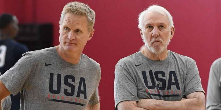 President Donald Trump critical of Warriors' Steve Kerr, Spurs' Gregg Popovich for response to China controversy