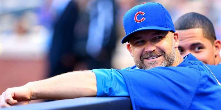 For Cubs, David Ross a bridge between past and future